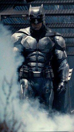 Ben Affleck as Batman (Justice League)