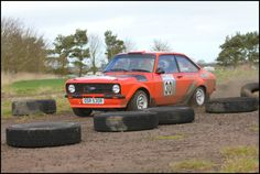 https://flic.kr/p/bxnUAW | #30 Hamish Kinloch & Jim Howie | Charterhall Rally Stages
