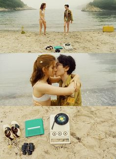 Kara Hayward and Jared Gilman as Suzy and Sam in Moonrise Kingdom, 2012 watch this movie free here: http://realfreestreaming.com