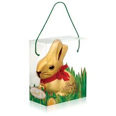 Gold Bunny 1kg - A mega treat for Lindt chocolate lovers #easter #Lindt #giftideas