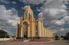 Igreja da Pça Frei Martinho - Barra de Sta Rosa