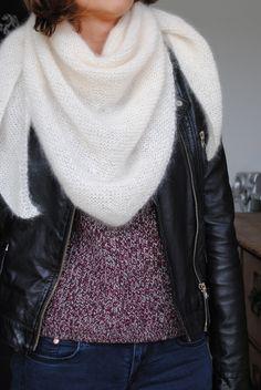Trendy châle Kid Silk