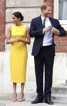 Meghan, 36, impressed guests with her grasp of their concerns