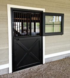 Barn Doors, Horse Stall Doors, Dutch Doors and Custom Stable Exterior Doors
