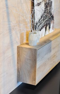 The striking woodgrains in our Expressive theme from collection Trends can bring your furniture to life. Choose your favorite raw oak designs that combine particularly well with uni colors. Elegant, Color, Wood Grain, Table, Oak, Coffee Table, End Grain, Home Decor, Furniture Design