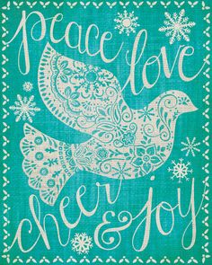 peace ~ love ~ cheer & joy ~ simply-divine-creation:  By Fancy That Design