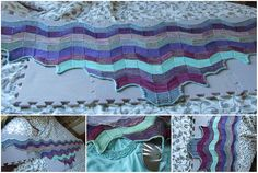 Ravelry: Project Gallery for Building Blocks Shawl pattern by Stephen West