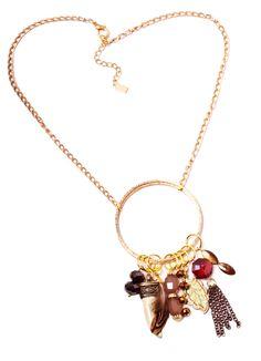 SAFARI necklace by Tammy Spice Jewelry
