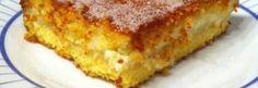 Receita de Bolo de fubá cremoso com queijo - Receitas Supreme