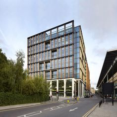 5 Pancras Square / Bennetts Associates. Image © Hufton + Crow