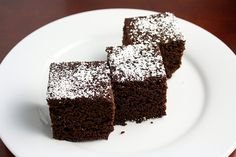 Mexican chocolate cake (aka the perfect blend of chocolate and spices)