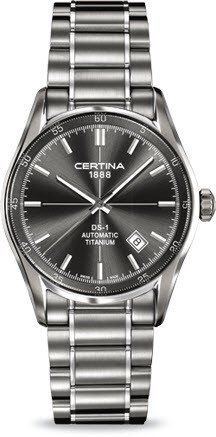 Certina Watch DS-1 Index Automatic A #2015-2016-sale #bezel-fixed #bracelet-strap-titanium #brand-certina #case-material-titanium #case-width-39mm #crt-apro-sale #date-yes #delivery-timescale-7-10-days #dial-colour-grey #gender-mens #luxury #movement-automatic #official-stockist-for-certina-watches #packaging-certina-watch-packaging #sale-item-yes #style-dress #subcat-ds-1 #subcat-specials-by-certina #supplier-model-no-c006-407-44-081-00 #warranty-certina-official-2-year-guarantee…