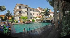 Hotel La Primula Marciana Marina La Primula is within a 200 metre radius from a pebbled beach, shops and the harbour in Marciana Marina, on Elba Island. Its large garden features a swimming pool and palm trees.  The hotel is surrounded by restaurants and bars.