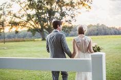 Southern farm wedding at sunset — richard barlow photography | Raleigh, North Carolina + International Wedding, Portrait, and Commercial Photographer