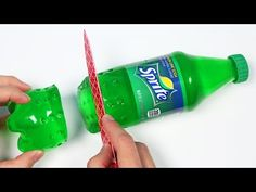Yuck!! AwesomeDisneyToys Edible Sprite Bottle etc disgusting ingredients - YouTube