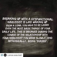 Narcissistic sociopath relationship abuse, So true Narcissistic People, Narcissistic Behavior, Narcissistic Sociopath, Abusive Relationship, Toxic Relationships, Bad Relationship, Le Divorce, Under Your Spell, Narcissistic Personality Disorder