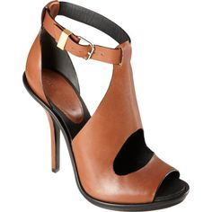 Balenciaga  / Cutout Glove Sandal.