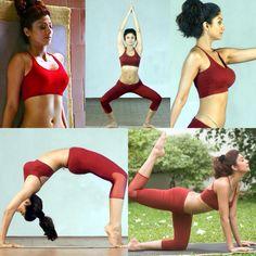 Shilpa Shetty Yoga Edit