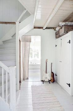 Mias Interiør, white cottage