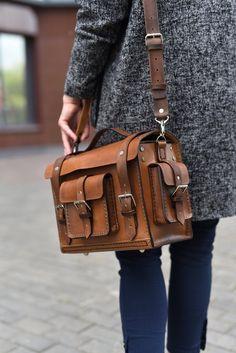 Camera bag made of genuine leather, photographer's bag hand made,safe bag for camera, genuine leather bag Nikon Camera Bag, Dslr Camera Bag, Camera Gear, Leather Camera Bag, Leather Briefcase, Leather Bags Handmade, Prada Handbags, Cloth Bags, My Bags