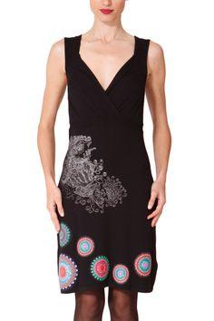 Desigual Dress Tammin 37V2167 | Canada | Fun Fashion Boutique