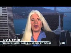 Glenn Beck talks U.N. Agenda 21 w/ author Rosa Koire BEHIND THE GREEN MASK