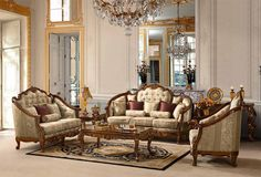 victorian living room sets 5, love the symetrical  seating arrangement