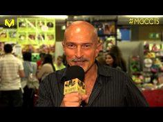 Saludos de los autores de Metrópoli Comic Con 2014 - YouTube