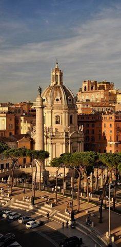 Santissimo Nome di Maria al Foro Traiano (Trajan Forum), Rome