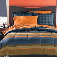 Wholehome Teens Tm Mc 39 Pixel 39 Collection Microfibre Comforter Set Sears Sears Canada