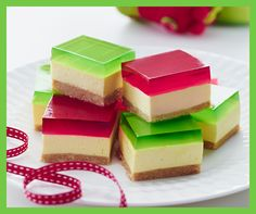 Jelly belly slice