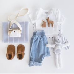 Style inspiration for baby sessions