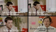 Bad Education. So funny can't believe there will be no more.