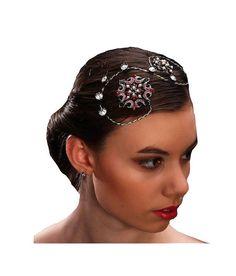 Fancy Design Bridal Crown Ottoman Style by VirjinyaCVDesign