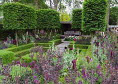 chelsea flower show 2016 Support the husqvarna garden