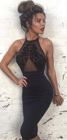 Black Prom Dresses,Pencil Prom Dress,Fashion Homecoming Dress,Sexy Party Dress,Custom Made Evening Dress
