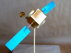How to Make a Model Satellite