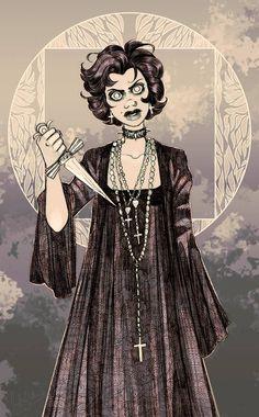 Coven - Nancy Downs by DrMistyTang on DeviantArt