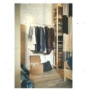 MULIG Clothes rack, white, Can be used anywhere in your home, even in damp areas like the bathroom and under covered balconies. Ikea Algot, Ikea Hacks, Ikea Kallax Regal, Clothes Shelves, Ikea New, Clothes Stand, Minimal Wardrobe, Room Closet, Home And Living