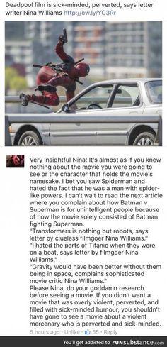 Nina's Review