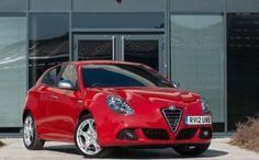 2012 Alfa Romeo Giulietta 1.4T Multiair 170hv TCT