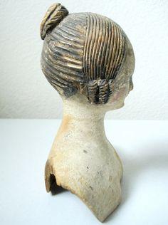 --δ-Θ-Φ-Ω-- Doll's head, 1840