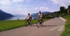 This unique alpine tour makes it possible for leisure riders to experience the captivating cycling of the Alps without the hill hassle. Linking the three major lakes of the area (Geneva, Bourget, and Annecy), the cycling route follow river paths, taking in historic villages, stunning natural scenery, lush meadows and valleys, and picturesque peaks.