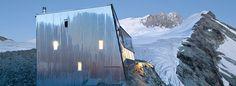 Cabane de Tracuit hut / refuge - Switzerland near Sion Switzerland, World, 1, Travel, Outdoor, Mountain, Cabin, Outdoors, Viajes