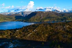 Utsikt mot Børvasstindene i Bodø     http://www.tursiden.no/utsikt-mot-borvasstindene-i-bodo/
