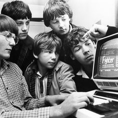 Recognizable nostalgia. Gathering around a friend's computer to witness a new game, and play it turn by turn.