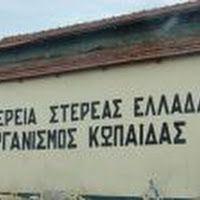 τροπολογία που υπογράφεται από τους Βουλευτές Βοιωτίας Β.Μπασιάκο, Γ.Καράμπελα και Α. Κουτσούμπα,σχετικά με τον Οργανισμό Κωπαιδας Διαβάστε περισσότερα » http://thivarealnews.blogspot.gr/2014/10/blog-post_882.html
