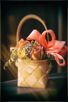 Basket with Flowers by Radu Muresanu on 500px