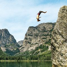 10 Best Roadtrips in America -Jackson, Wyoming, to Glacier National Park, Montana