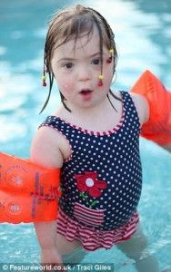 All about Natty, the little girl with Down's Syndrome who is striking out on her own as a model...    HELL YEAH!!!!!!!!!!
